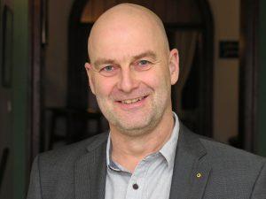 Heiner Schmitz – Activitybeauftragter des Lions-Club-Jena