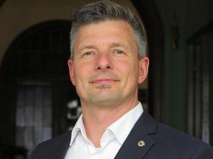 Johannes Langer – Sekretär des Lions-Club-Jena