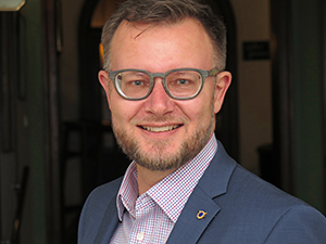 Stefan Fritschek – Leo-Beauftragter des Lions-Club-Jena