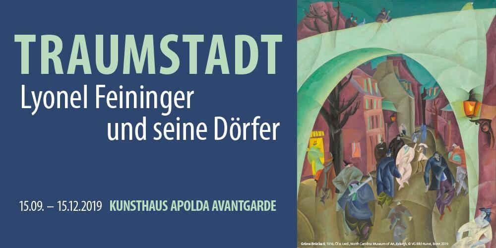 Traumstadt Lyonel Feininger und seine Dörfer