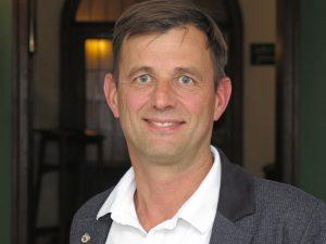 Ralph Mende – Präsident des Lions-Club-Jena